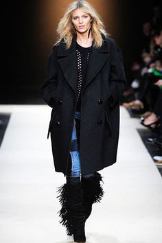 Oversized coat from Isabel Marant