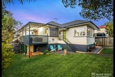 After nearly 10 years of successfully selling properties in Brisbane South, the Mark Ward Property team established a community-minded business in the heart of Salisbury in December Double Garage Door, Character Home, Large Homes, First Home, The Hamptons, Modern Design, Shed, Outdoor Structures, Architecture