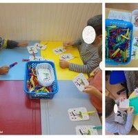 """En ce moment dans ma classe, en maths, nous travaillons sur lesnombres et quantités jusqu'à 10. Pour cela j'utilise plusieurs jeux : *Le jeu de """"Gijou à la maternelle""""...trouvé sur Pinterest.... Moment, Games, Names, Preschool, Gaming, Math Resources, Plays, Game, Toys"""