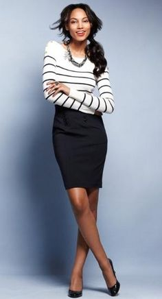 30 Chic and Stylish Interview Outfits for Ladies - Work Outfits Women Business Casual Outfits, Business Attire, Office Outfits, Mode Outfits, Business Fashion, Business Chic, Ladies Outfits, Woman Outfits, Office Attire