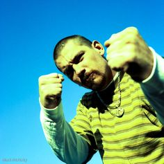 Everlast in his House of Pain days.