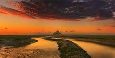 Evening light... by Krzysztof Browko
