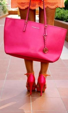 The Color of michael kors