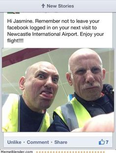 Jasmine, who has definitely learned her lesson. | 25 People Who Are Having A Worse Time At The Airport Than You