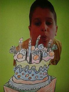 Verjaardagskalender by laurel
