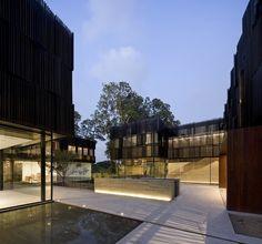 Cluny豪宅:新加坡的创意四合院-高清图集-奢侈品中国