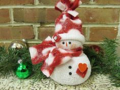 Sock+Snowmen+by+MooreDesignsbyJulie+on+Etsy,+$11.95