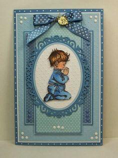 ODBD Precious Boy, Customer Card of the Day diannep575