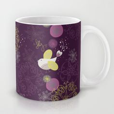 Fly+Little+Wing+Mug+by+Sarah+Paris+Style+-+$15.00 Paris Style, New Paris, Paris Fashion, Wings, Tableware, Products, Dinnerware, Tablewares, Feathers