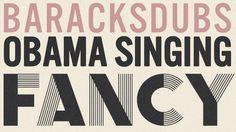 Barack Obama Sings 'Fancy' by Iggy Azalea