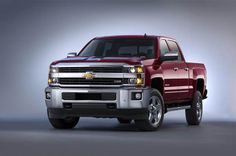 The Chevy Silverado Is Getting A Bold New Look For 2016