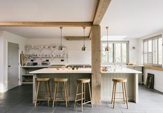 Bloomsbury WC1 Kitchen | deVOL Kitchens