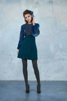 Luisa Beccaria Pre-Fall 2018 Collection - Vogue