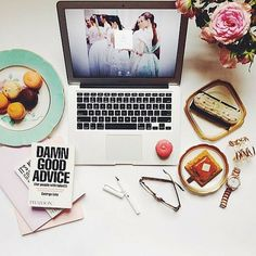 Brightening up Mondays! Our weekly dose of Fashion and some sinful Sweet Treats :) #mondaymood #weeklytreats #vilarathoughts
