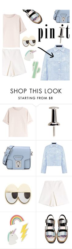 """""""pin it softly"""" by janesmiley ❤ liked on Polyvore featuring Brunello Cucinelli, Lauren Klassen, Karl Lagerfeld, Thakoon, Georgia Perry, Carven and Red Camel"""
