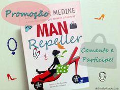 Nova Promoção na Biblioteca! Confiram e participem! ^^ #ManRepeller #NovoConceito #BibliotecadaLuh