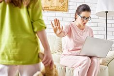 Not Supportive When He/She Needs you the Most - Bad Parenting Skill