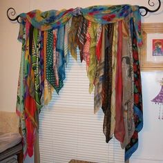 aquab_boutique - Addicted to scarves? Repurpose them into something beautiful!