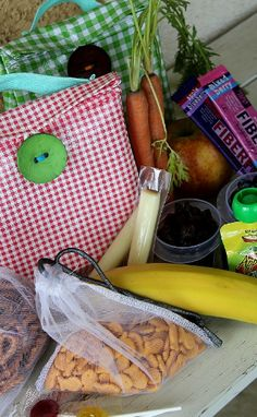 snack tips for traveling with kids