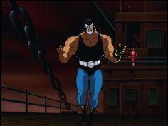 Bane - Batman TAS