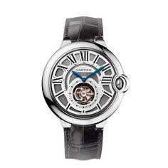 Ballon Bleu de Cartier flying tourbillon watch, extra-large model
