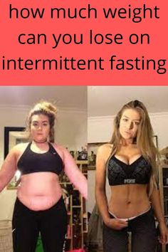 how much weight can you lose on intermittent fasting. Lose Weight In A Week, Losing Weight Tips, Loose Weight, How To Lose Weight Fast, Best Weight Loss Pills, Weight Loss Goals, Body Fitness, Health Fitness, Stubborn Belly Fat