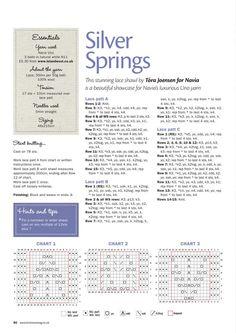 Knit Now Issue 43 2015 - 轻描淡写 - 轻描淡写 White Springs, Decoration, Knitting Patterns, Bullet Journal, Decor, Knit Patterns, Decorations, Knitting Stitch Patterns, Decorating