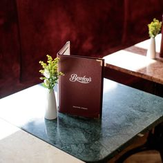Grafton Street Menu - Bewley's Ireland (for early morning breakfast after flight)