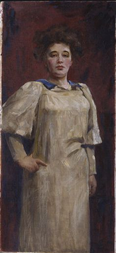 Credit: Wien Museum, Vienna Teresa Feodorowna Ries Self Portrait, 1902 Art Nouveau, Klimt Art, Teresa, Female Painters, Victorian Life, Face Art, Photos, Pictures, Art History