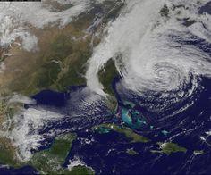 Sandy – Frankenstorm