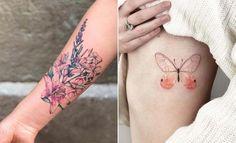 43 Most Beautiful Tattoos for Girls to Copy in 2019 Tattoo Girls, Cool Tattoos For Girls, Girl Neck Tattoos, Back Of Neck Tattoo, Cute Girl Tattoos, Tattoo Designs For Girls, Tattoos For Women, Tattoo Liebe, Hamsa Tattoo