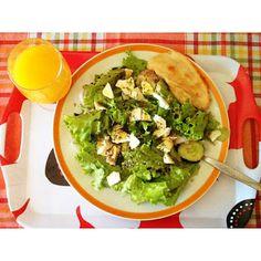 pyponto.com: Almoço leve
