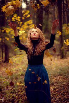 Autumn by Maria Kirienko, via 500px
