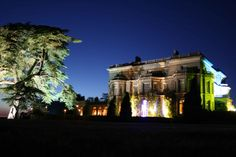 Hedsor House in the