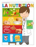 Programmation sur le thème de la nutrition avec des activités éducatives; jeux, bricolages, coloriages, histoires, comptines, chansons, fiches d'activités imprimables.