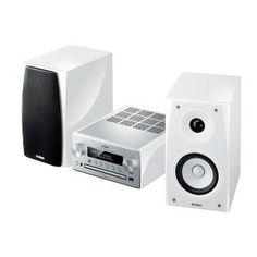 Yamaha Micro Hi-Fi system (vit) Hi Fi System, Audio System, Micro Hi Fi, Home Network, Internet Radio, Listening To Music, Yamaha, Smartphone, Usb