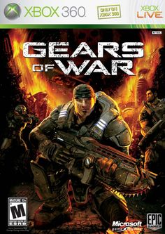 Giveaway: Gears of War (Xbox 360) - Ends 8/23/14
