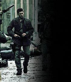 [gif]  Dean Winchester  #Bowlegs  #Supernatural