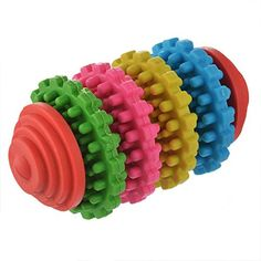 Xyindia(TM)New Rubber Pet Dog Chew Toys Puppy Dog Dental Teething Healthy Teeth Gums Chew Toys Cylinder For Dog Play Entertainment >>> Check out this great product. (This is an affiliate link and I receive a commission for the sales) Dog Chew Toys, Dog Toys, Toy Puppies, Dogs And Puppies, Pet Dogs, Pets, Healthy Teeth, Dental, Entertaining