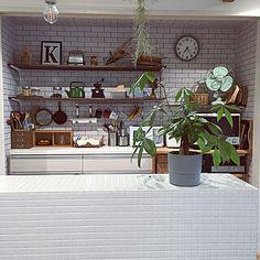 見せる収納/キッチン/コーヒーミル/KARITA/コーヒーのある暮らし...などのインテリア実例 - 2019-12-11 11:01:45 | RoomClip(ルームクリップ) Storage, Purse Storage, Larger, Store