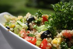 Quinoa Tabouleh -- a FoodWorks favourite!