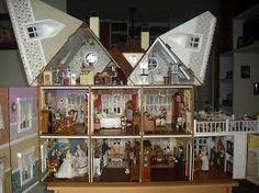 Resultado de imagen para planos para casa de muñecas