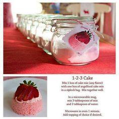 Indiv. Cakes