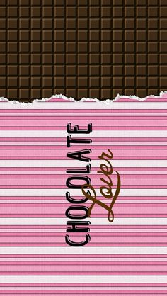 Dazzle my Droid: chocolate lover wallpaper collection