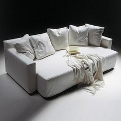 Winny Quattro 195 sofabed by Guido Rosati for Flexform