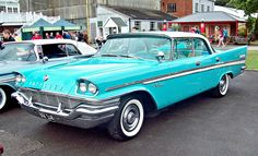 1957 Chrysler New Yorker (5th Gen) 4-Door Sedan 392ci (6.4L) V8 Engine (R.Knight)