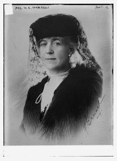 Mrs. W. K. Vanderbilt