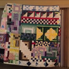 The UGLY Quilt | Quiltsby.me