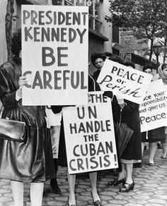 Cuban Missile Crisis Research Question.?