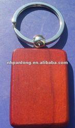 k Wooden Keychain, Flask